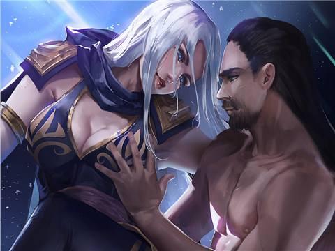 王者荣耀虞姬去掉胸罩污图