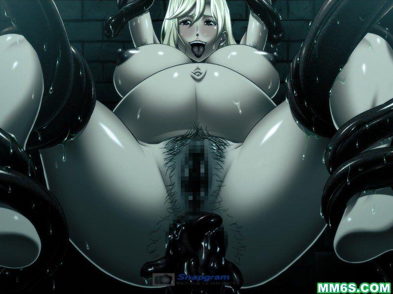 [CG]这么大的肚子是快要生了吧[17P]