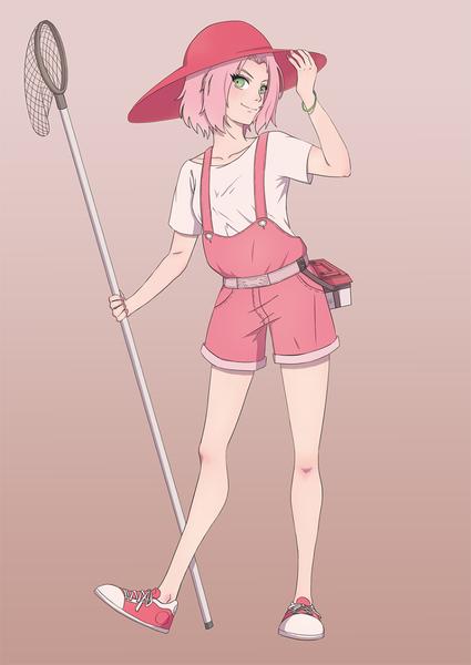 火影忍者春野樱同人漫画 这是个樱花的季节