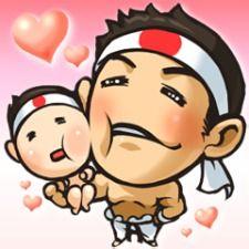 可爱的拳皇13(KOF13)人物头像图