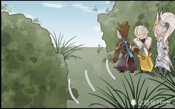 爆笑解忧:赵云在峡谷中偷龙,被蹲在草丛里的貂蝉和吕布逮个正着