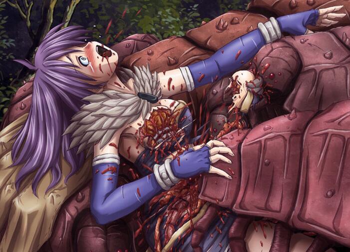 邪恶触手怪辱美少女战士1